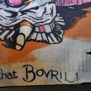 Vintage Wall Art - Bovril vintage advertisement